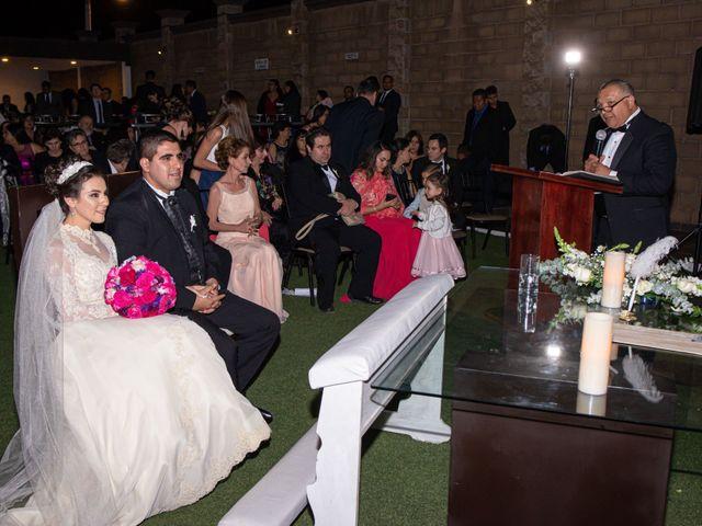 La boda de Victor y Ivonne en Saltillo, Coahuila 54