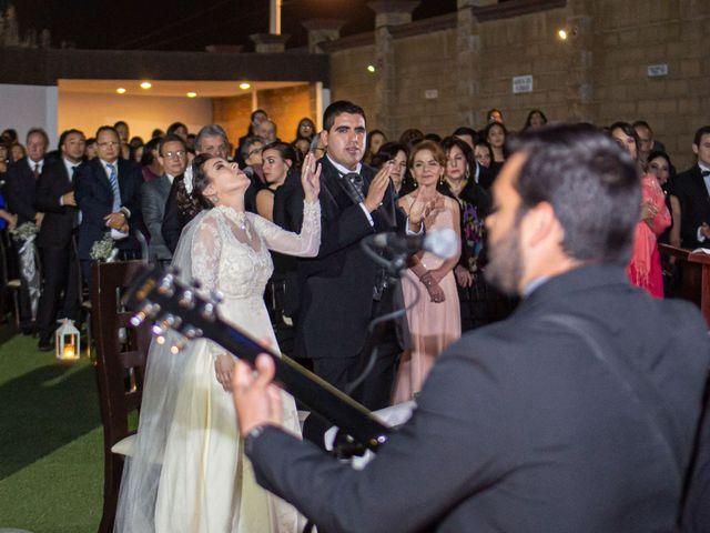 La boda de Victor y Ivonne en Saltillo, Coahuila 57