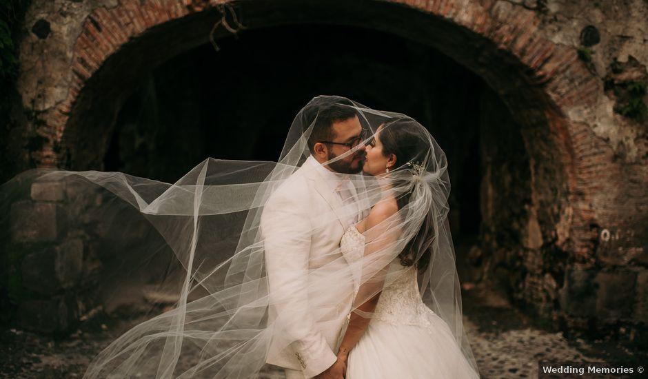 La boda de Arturo y Mariana en Jiutepec, Morelos