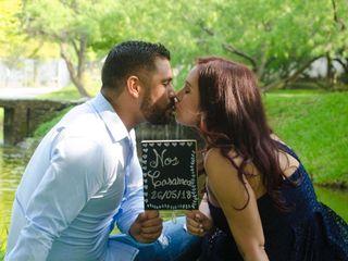 La boda de Roxana y Daniel 3