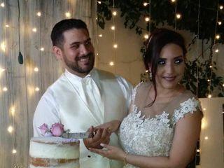 La boda de Roxana y Daniel 1