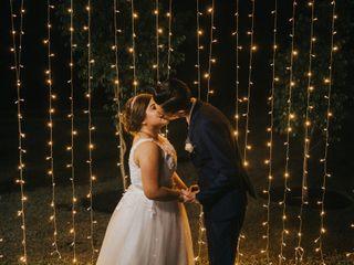 La boda de Claudia y Luis 1