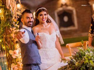 La boda de Sonia  y Salvador