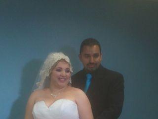 La boda de Yessenia y Victor 1