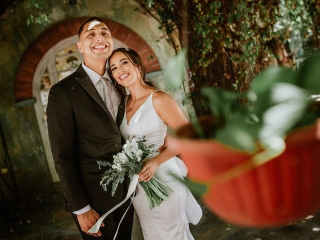 La boda de Astrid y Tadeo