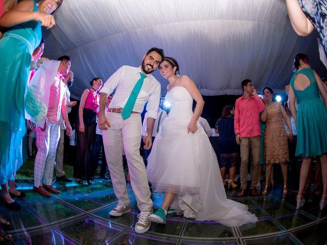 La boda de Mariel y Alfredo