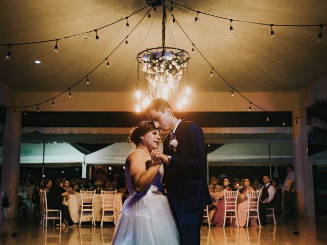 La boda de Claudia y Luis