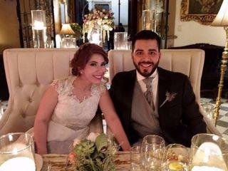 La boda de Paulina y Nicolás