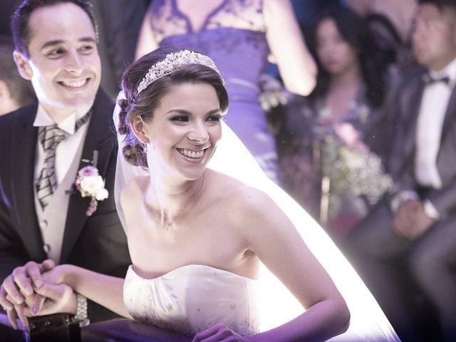 La boda de Enrique y Carmen Sarahi