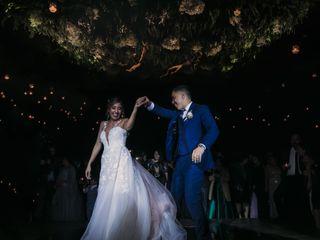 La boda de Denisse y Diego