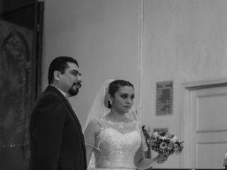 La boda de Haydeé y Luis 1