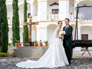 La boda de Sandra y Aldo
