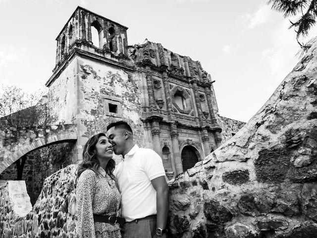 La boda de Diego y Denisse en Guadalajara, Jalisco 1