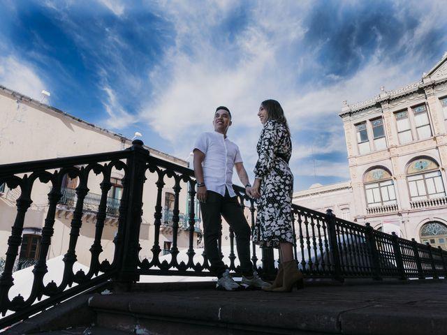La boda de Diego y Denisse en Guadalajara, Jalisco 2