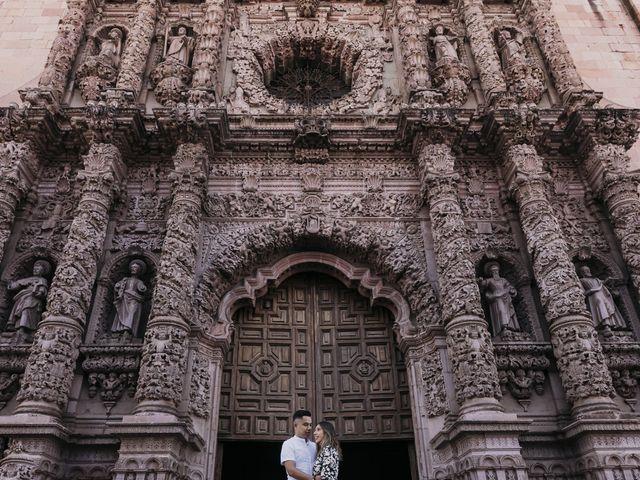 La boda de Diego y Denisse en Guadalajara, Jalisco 3
