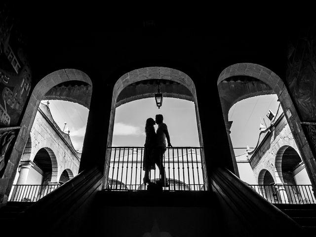 La boda de Diego y Denisse en Guadalajara, Jalisco 4
