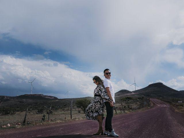 La boda de Diego y Denisse en Guadalajara, Jalisco 7