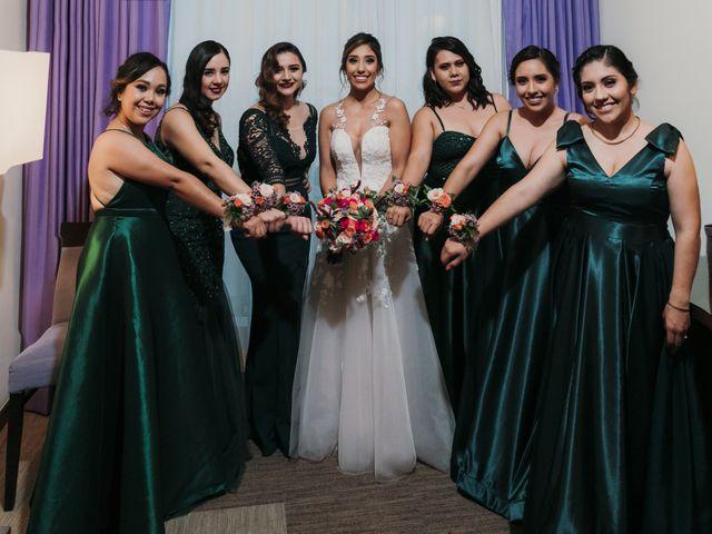 La boda de Diego y Denisse en Guadalajara, Jalisco 11