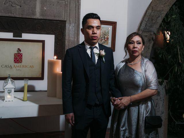La boda de Diego y Denisse en Guadalajara, Jalisco 23