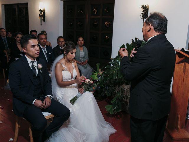 La boda de Diego y Denisse en Guadalajara, Jalisco 25