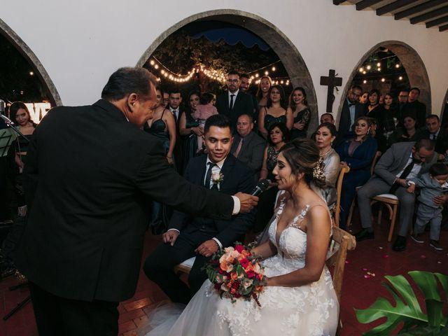 La boda de Diego y Denisse en Guadalajara, Jalisco 26