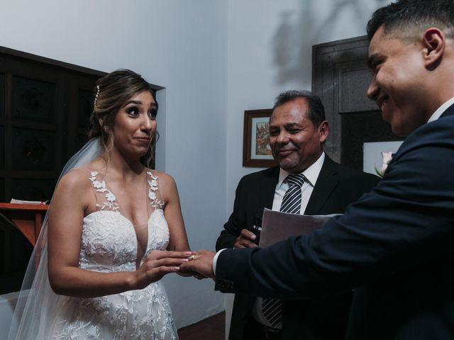 La boda de Diego y Denisse en Guadalajara, Jalisco 29