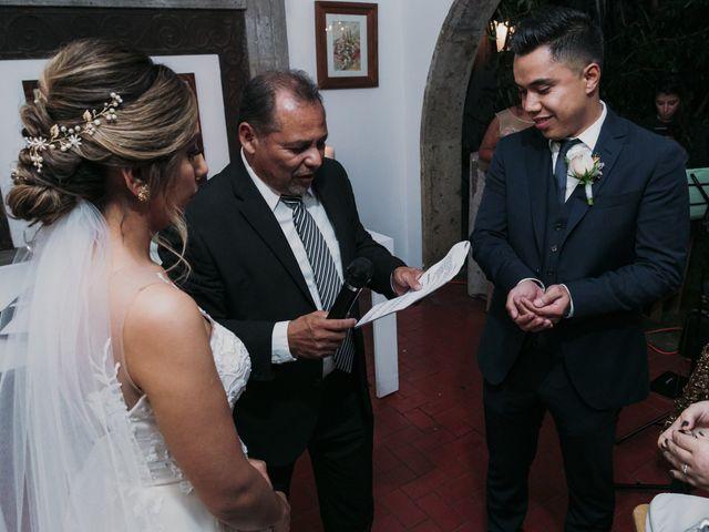 La boda de Diego y Denisse en Guadalajara, Jalisco 30