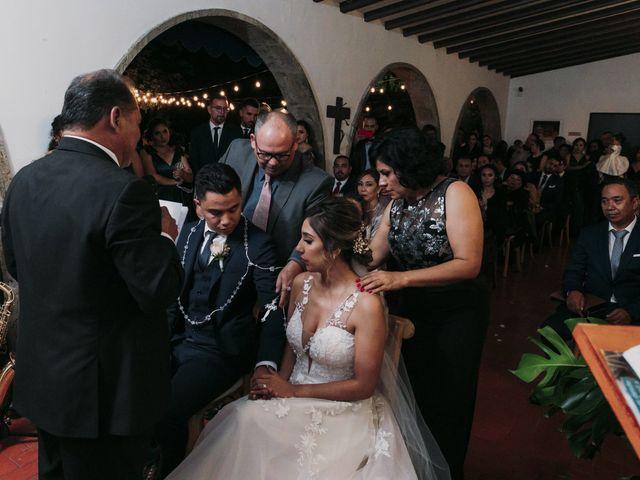 La boda de Diego y Denisse en Guadalajara, Jalisco 32