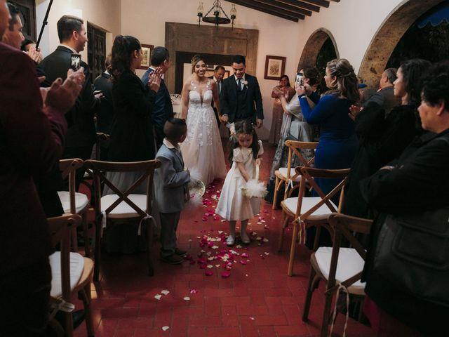La boda de Diego y Denisse en Guadalajara, Jalisco 38