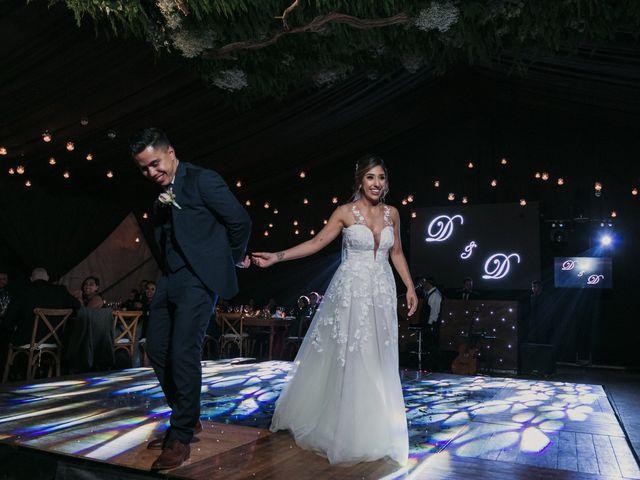 La boda de Diego y Denisse en Guadalajara, Jalisco 43