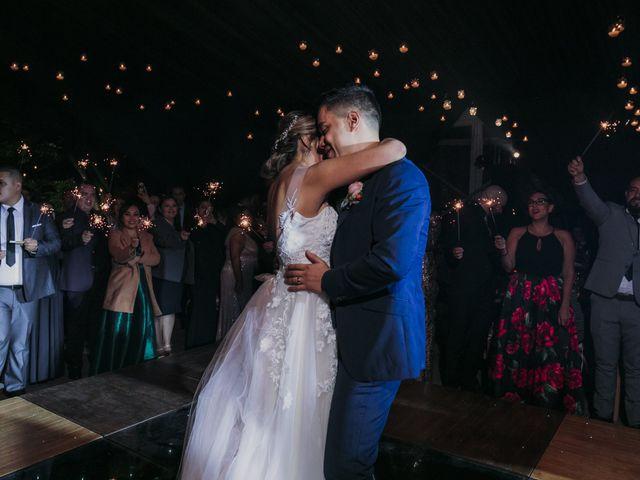 La boda de Diego y Denisse en Guadalajara, Jalisco 54