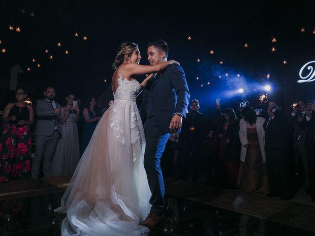 La boda de Diego y Denisse en Guadalajara, Jalisco 57