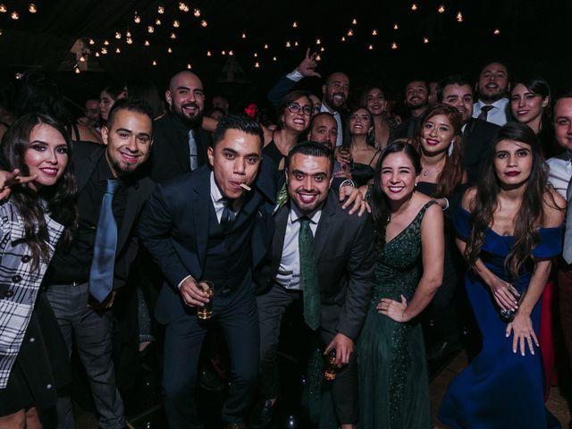 La boda de Diego y Denisse en Guadalajara, Jalisco 61