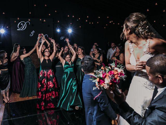 La boda de Diego y Denisse en Guadalajara, Jalisco 75