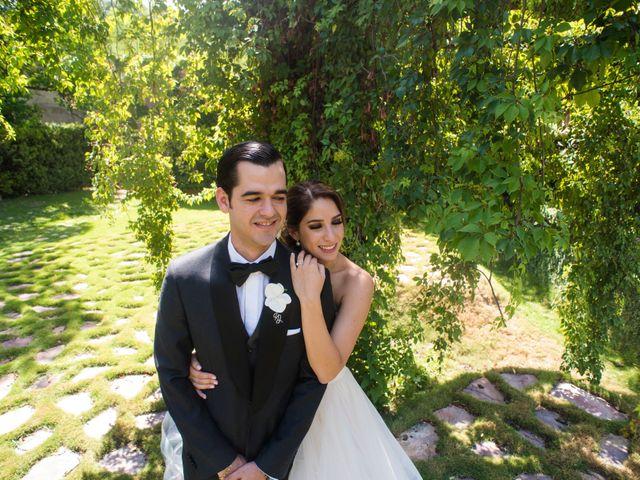 La boda de Regina y Javier