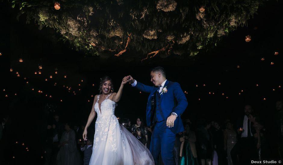 La boda de Diego y Denisse en Guadalajara, Jalisco