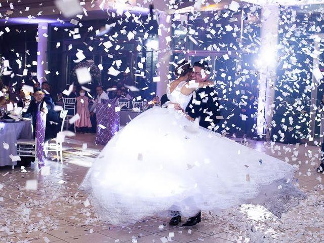 La boda de Aremy  y Marco