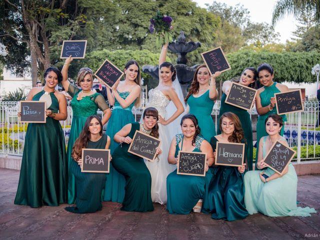 La boda de Luis Rubio y Natali Barajas en Guadalajara, Jalisco 4