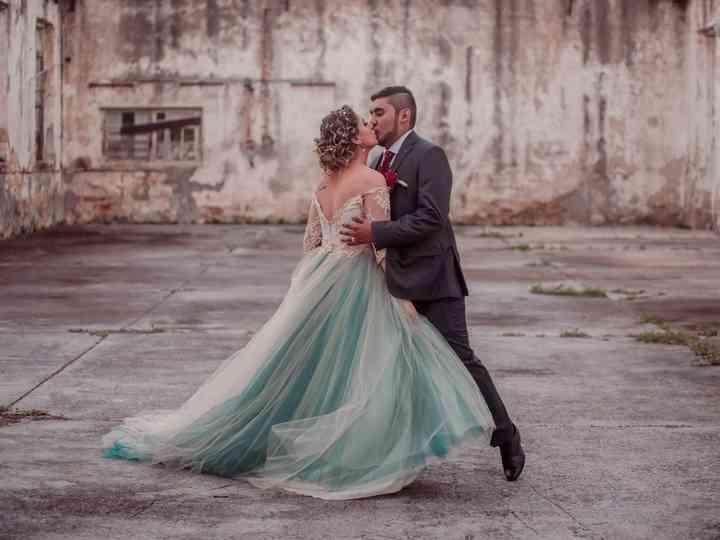 La boda de Pamela y Andrés