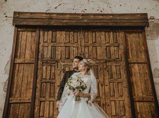 La boda de Reyna y Manuel