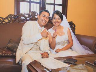 La boda de Nelly y Iván