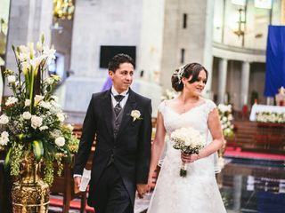 La boda de Jonatan y Karen 2