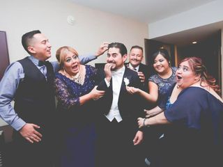 La boda de Claudia y pepe 3