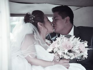 La boda de Mayra  y Daniel 2
