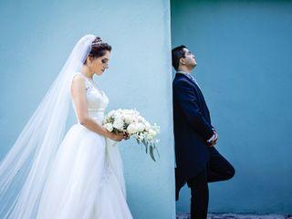 La boda de Leticia y Erik