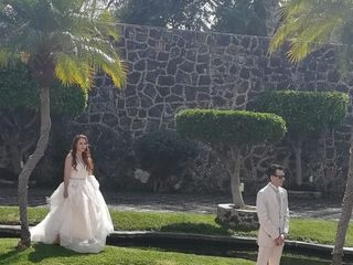 La boda de Joceline Ángeles  y Luis  1