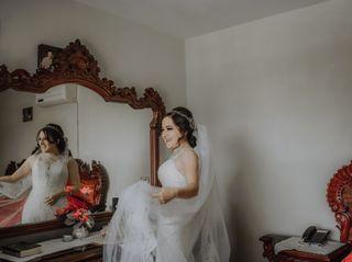 La boda de April y Rodrigo 3