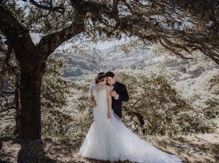 La boda de April y Rodrigo