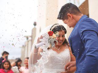 La boda de Estefania y Sinue