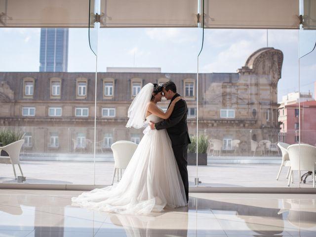 La boda de Katia y Daniel